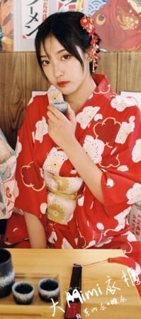 紅歐美奇幻和服