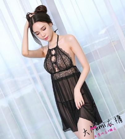 中國風造型性感睡衣(2色)