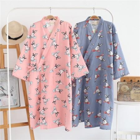 彼得兔浴衣和服(2色)