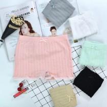 棉質彈力安全褲(2色)