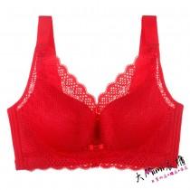 (紅85C)慕詩琪大罩杯內衣