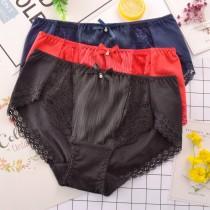 (現貨+預購)條紋棉質日系內褲-3色