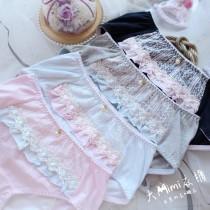 日系可愛生理褲內褲(4色)