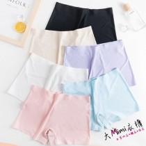 新版超透氣排汗布料安全褲(6色)