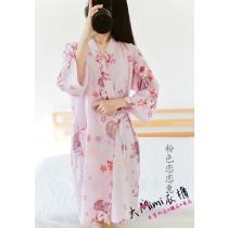 戀戀兔日系浴衣和服(3色)