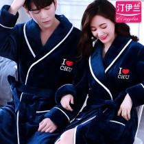 維蜜款超暖睡袍(2色)